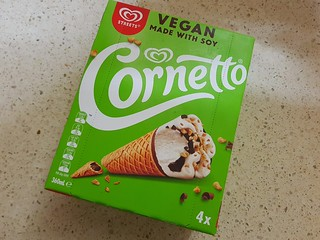 Cornettos from Pizza Hut