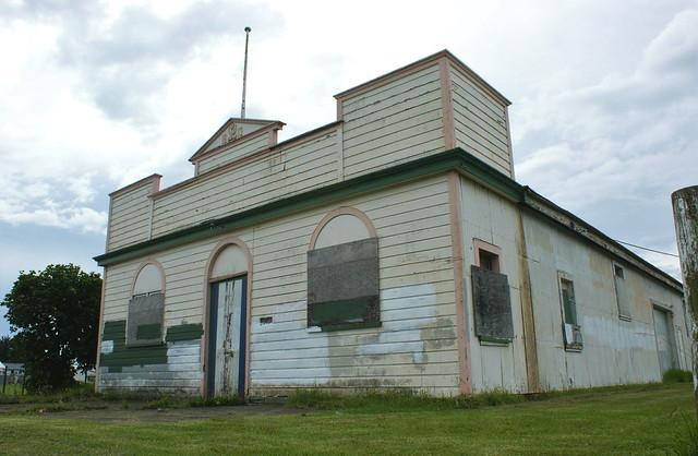 Opotiki: former Drill Hall (c.1913) (3)