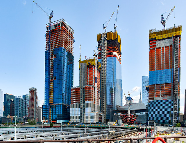 The Vessel at Hudson Yards, New York
