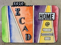 ICAD 2020; Cover Page