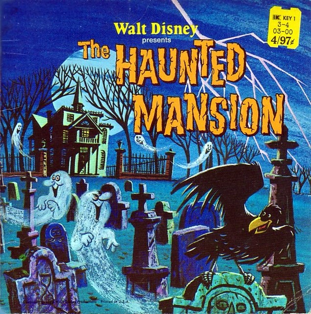 Walt Disney presents: The Haunted Mansion