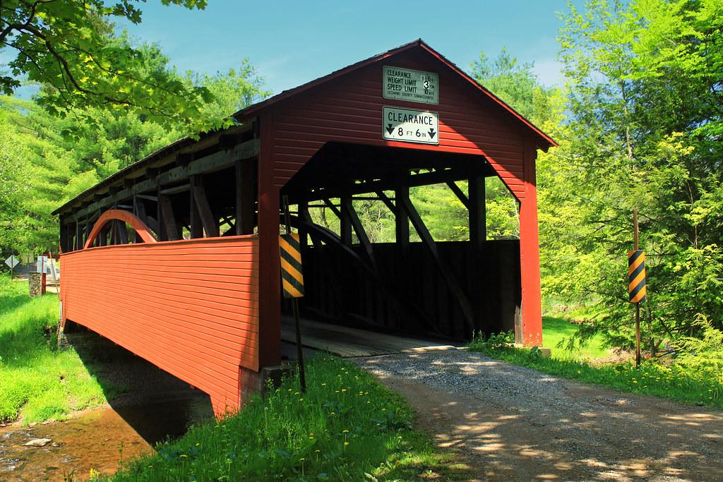Cogan House Covered Bridge (3)