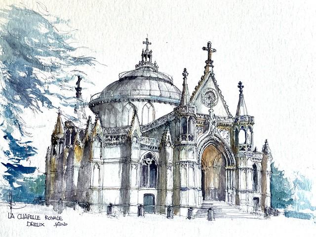 La Chapelle Royale DREUX