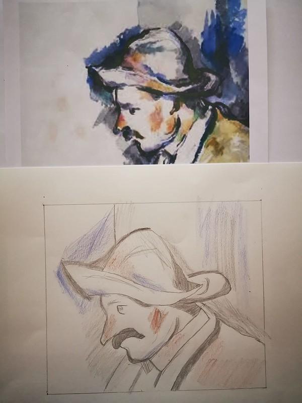 Erik Pastor ( Paul Cézanne )