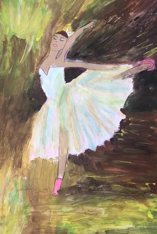 Laura Ortiz ( Bailarina )