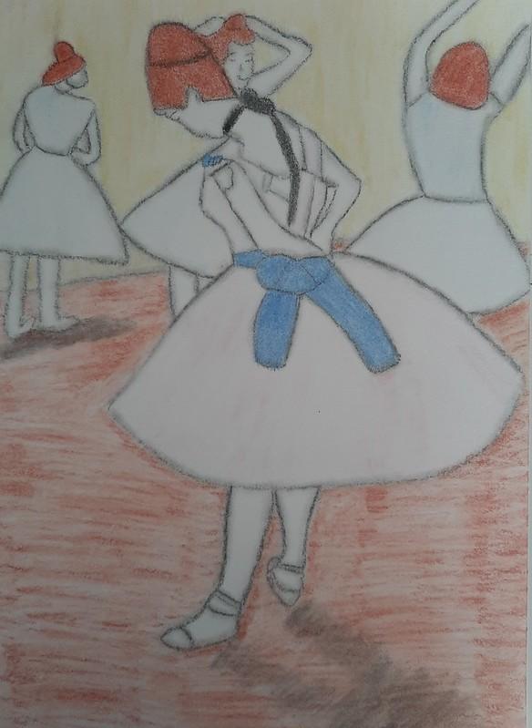 Alba Melero ( Ballarina )