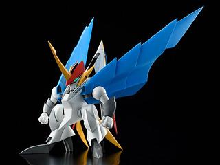 再現人型、鳥型兩種型態!PLAMAX MS-06《魔神英雄傳》空王丸 組裝模型