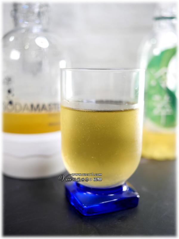 綠茶氣泡水049