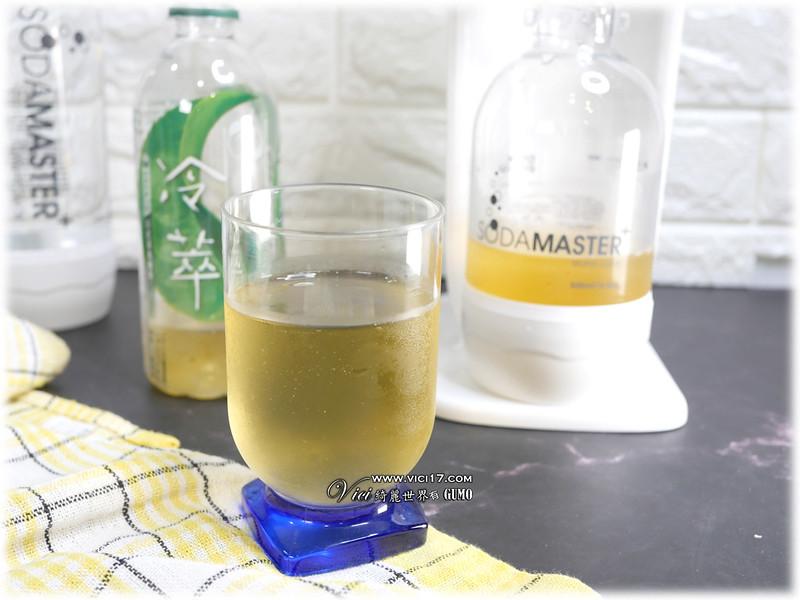 綠茶氣泡水056