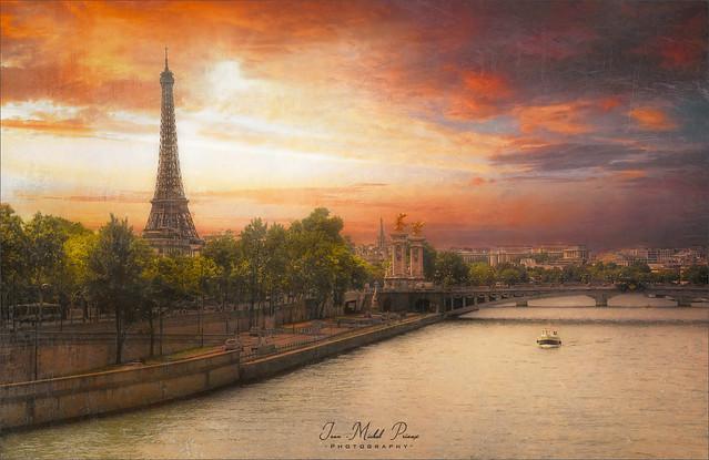 Bridge from Paris