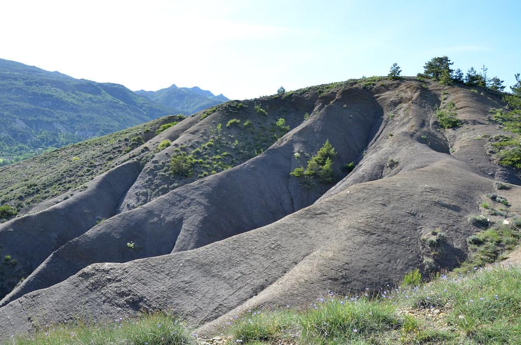 Erosion en gris
