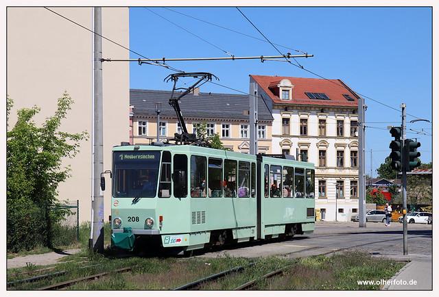 Tram Frankfurt(O) - 2020-19