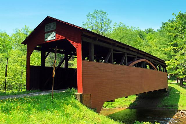 Cogan House Covered Bridge (1)