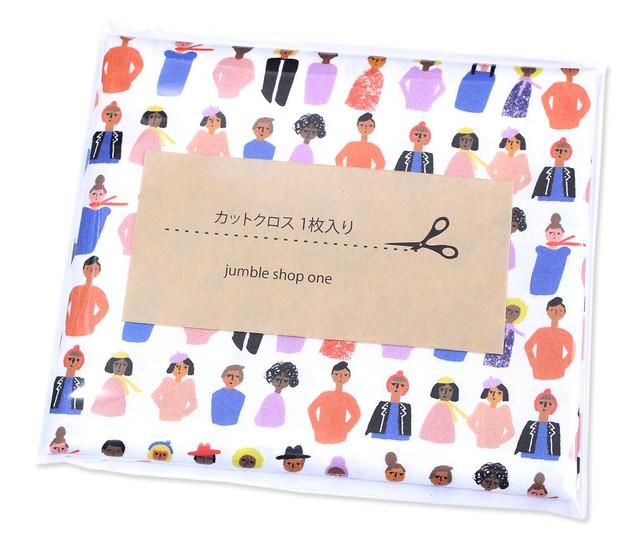 カットクロス Paintbrush Studio Fabrics Friends and Faces 120-21474 Friends