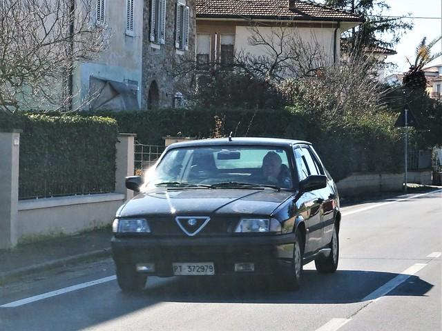 1990 Alfa Romeo 33 1.7 16v Quadrifoglio Verde