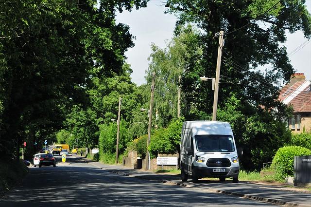 Church Road. Iver Heath. Buckinghamshire. UK.