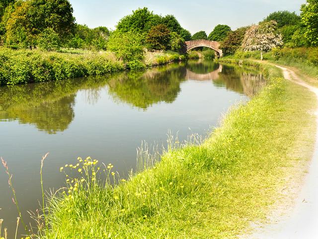 Bridgewater canal uk