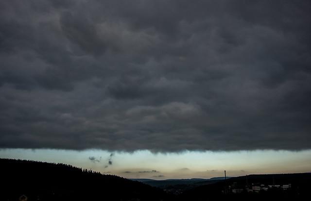 Wolkenabbruchkante