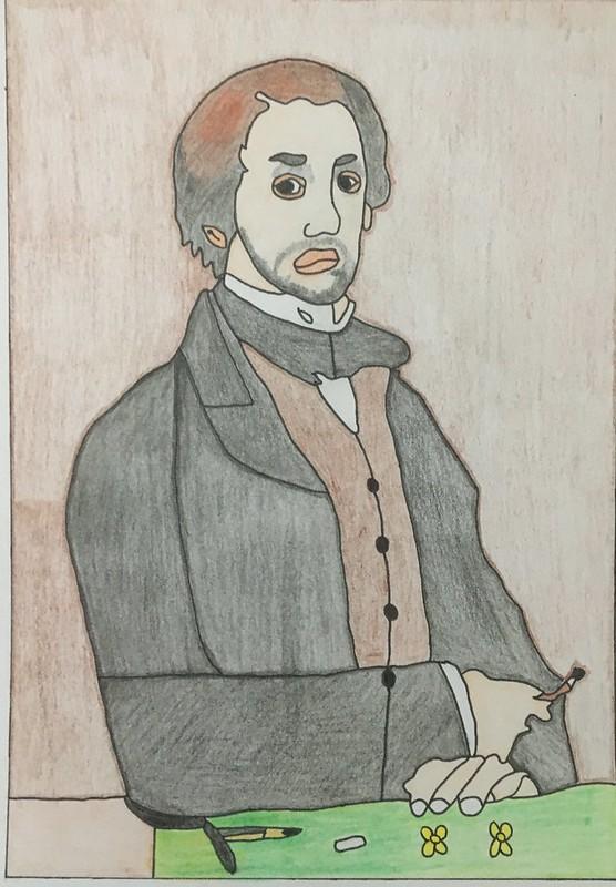 Jose del Rio ( autoretrato )
