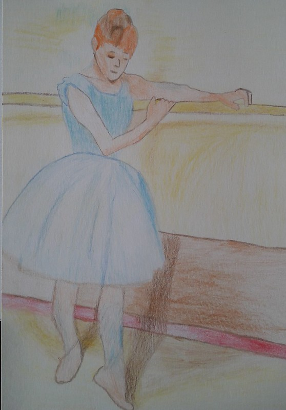 Alex Rodríguez ( La bailarina )