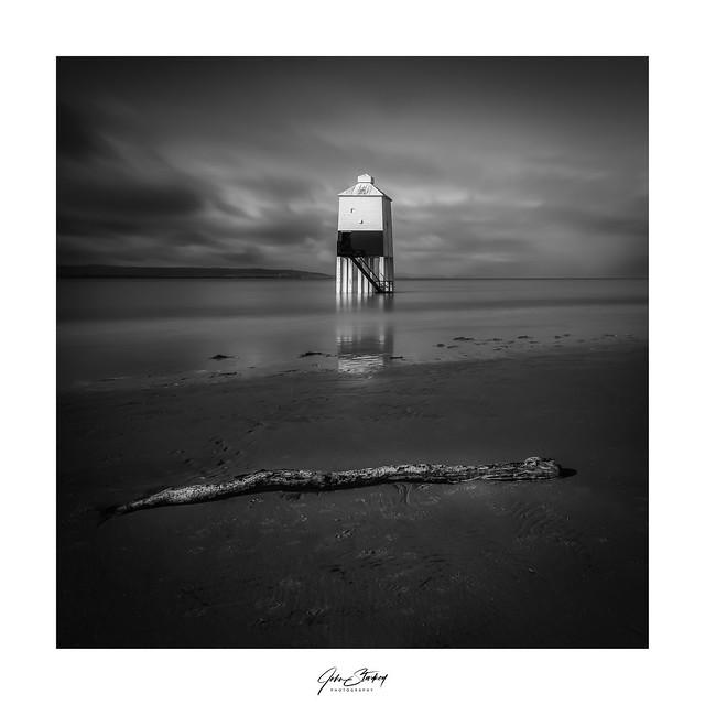 Burnham-on-Sea Low Lighthouse.