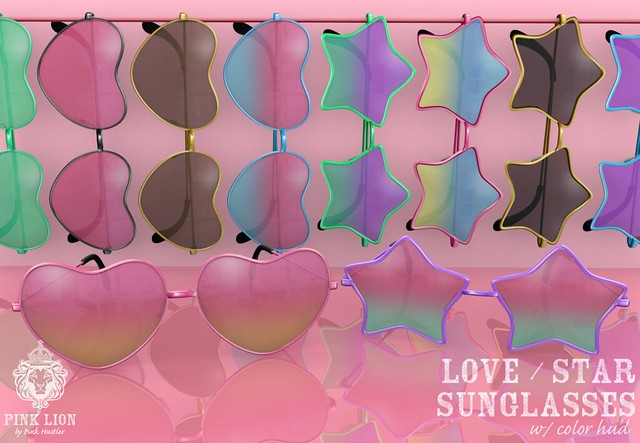 Love / Star Sunglasses