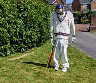 Cottam Scarecrows | by Tony Worrall