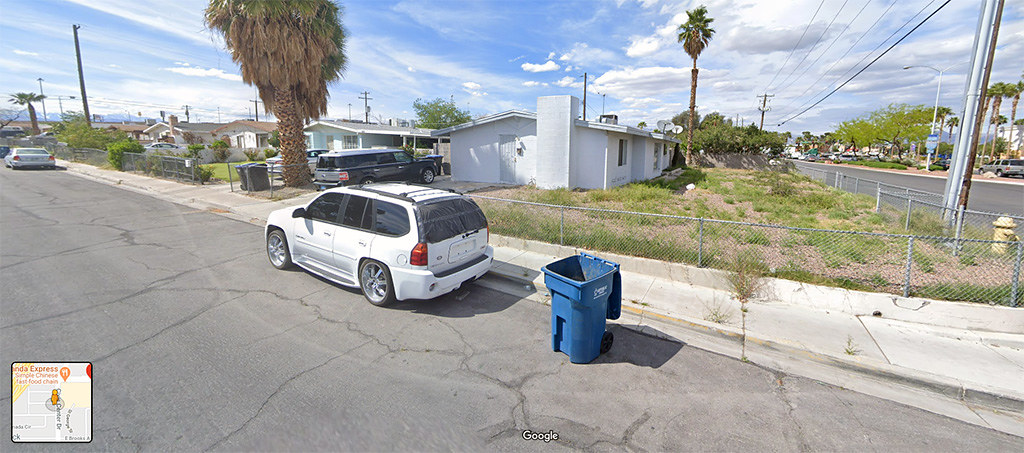 Harewood Avenue, North Las Vegas