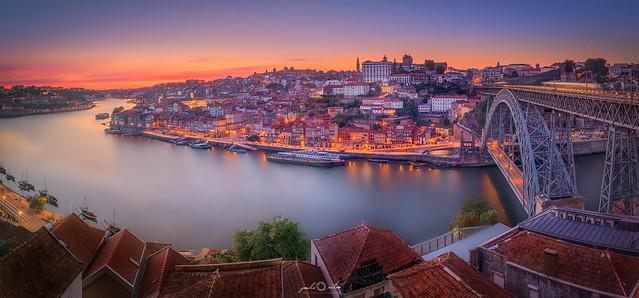 Porto panoramic / May 2020