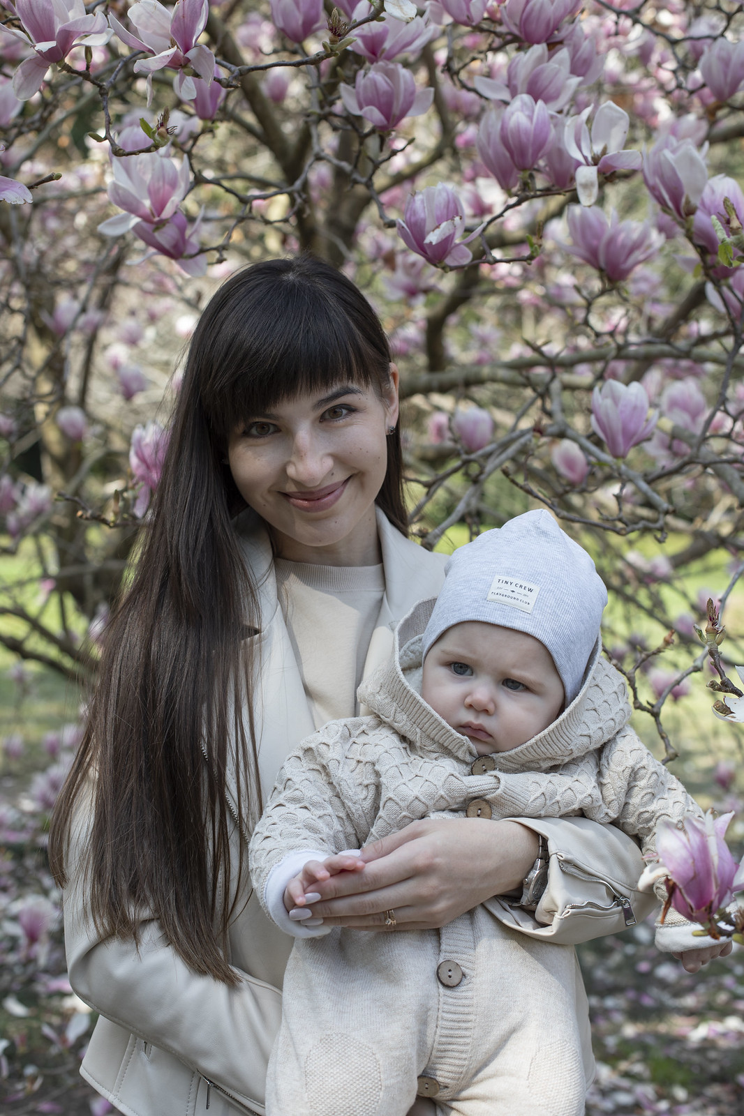 Кристина и ее сынок