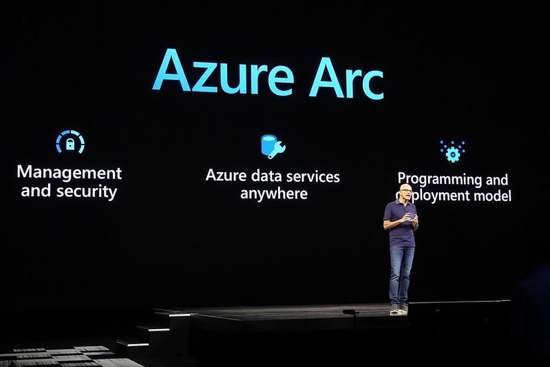 微軟Azure Arc開始支援Kubernetes叢集