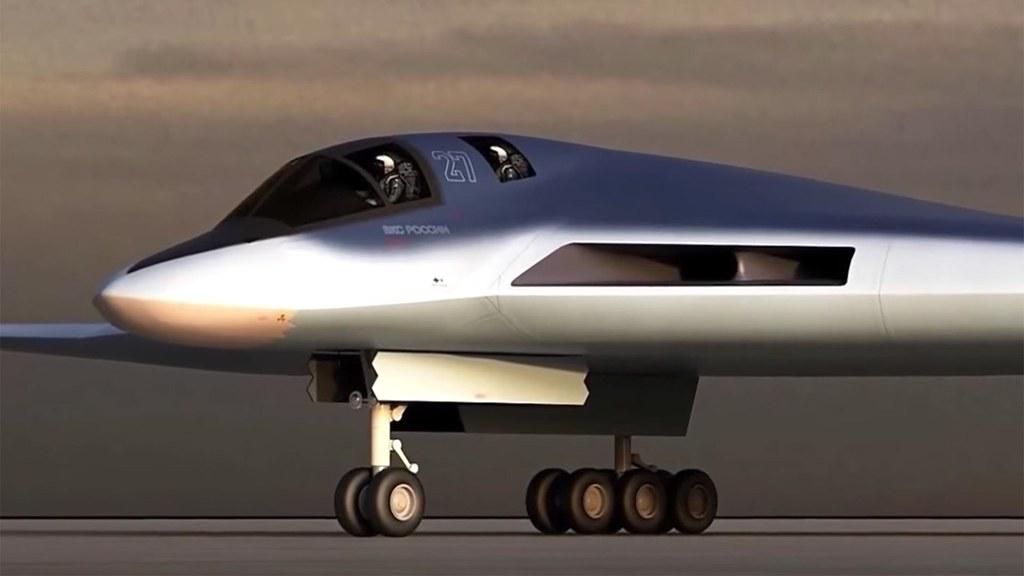 А у России скоро будет свой стратегический стелс-бомбардировщик 13