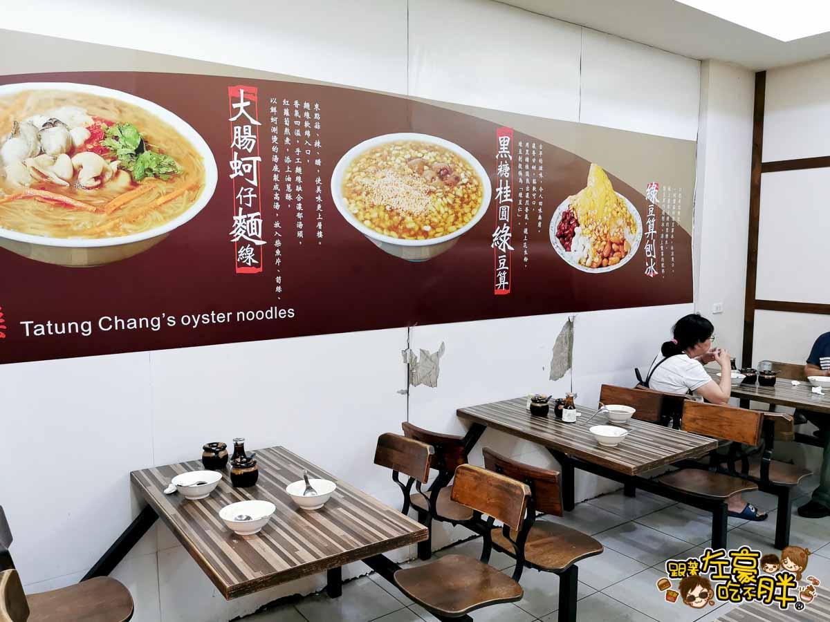 台東美食 客來吃樂 大腸蚵仔麵線綠豆算-4