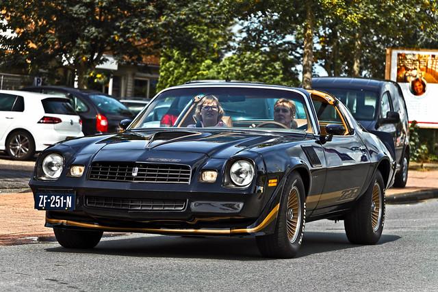 Chevrolet Camaro Z28 1979 (9681)