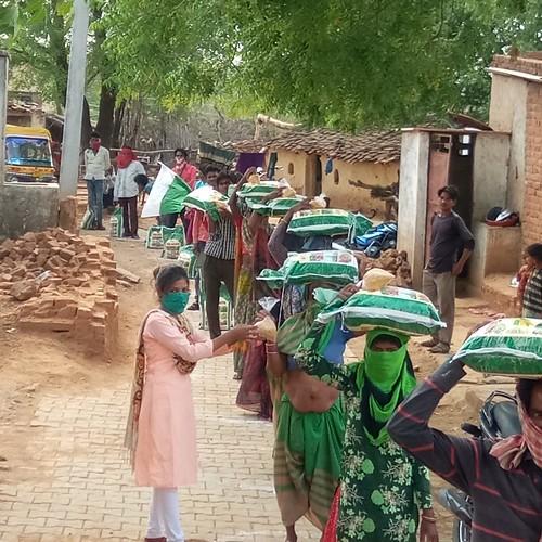 Die Arbeit von Ekta Parishad