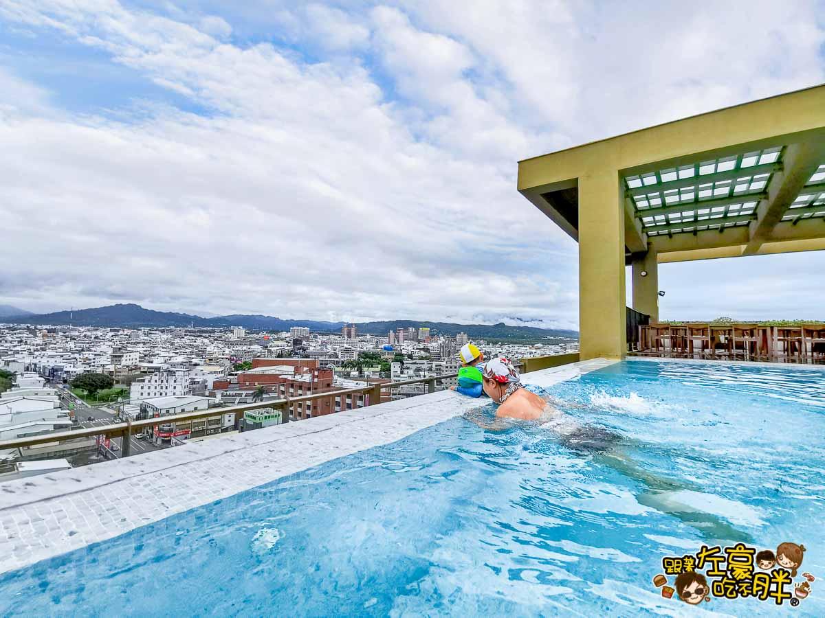 台東住宿 The GAYA HOTEL 潮度假酒店-53
