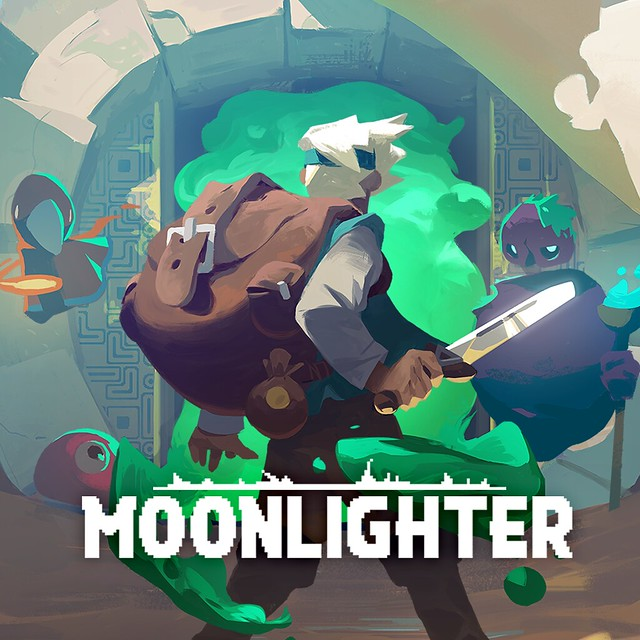 Thumbnail of Moonlighter: Complete Edition on PS4