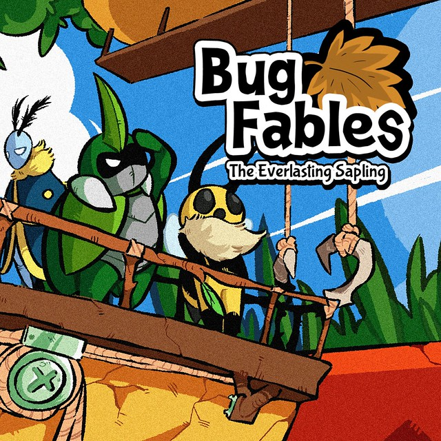 Thumbnail of Bug Fables: The Everlasting Sapling on PS4