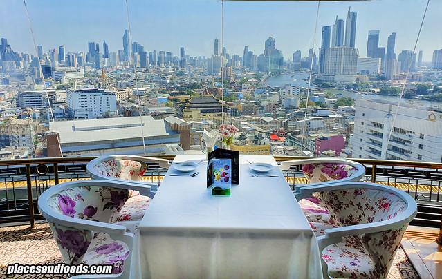 bangkok revolving restaurant