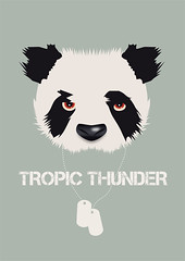 Tropic Thunder - Alternative Movie Poster