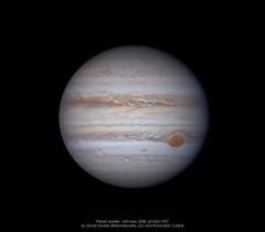 Jupiter on 16th May 2020 at 05:01 UTC