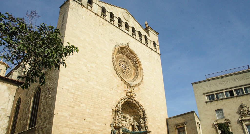 Bezienswaardigheden Palma de Mallorca | Sant Francesc kerk, Palma de Mallorca