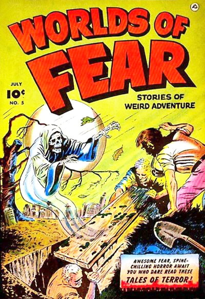 Worlds of Fear #5