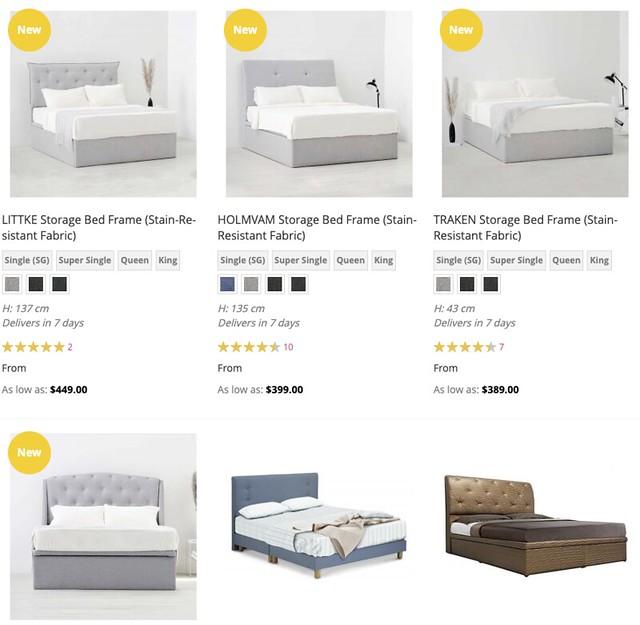 bedandbasics king sized beds