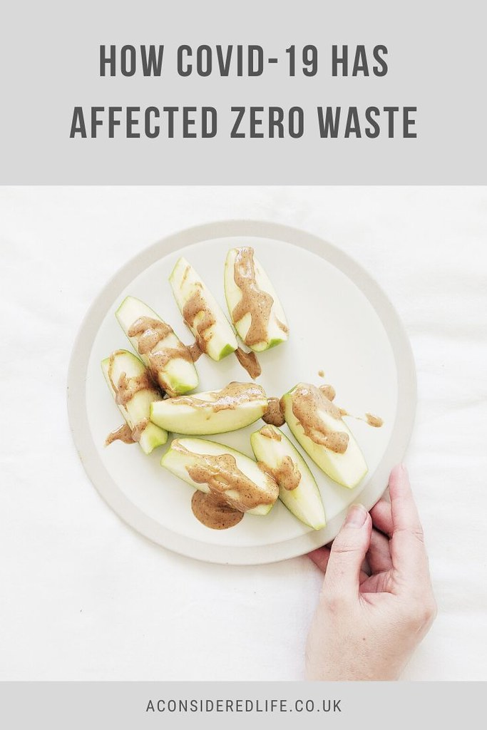 Zero Waste Habit Changes Because Of The Pandemic