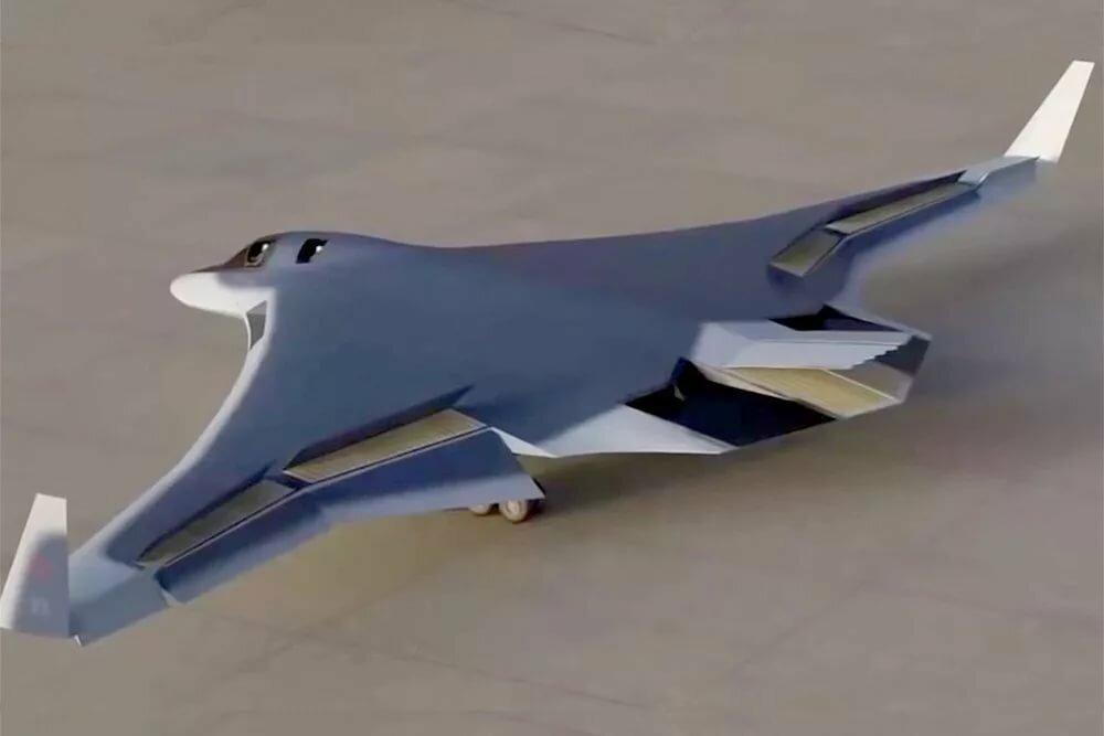 А у России скоро будет свой стратегический стелс-бомбардировщик 9