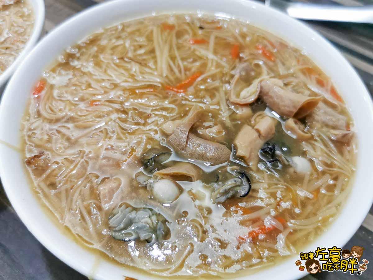 台東美食 客來吃樂 大腸蚵仔麵線綠豆算-7