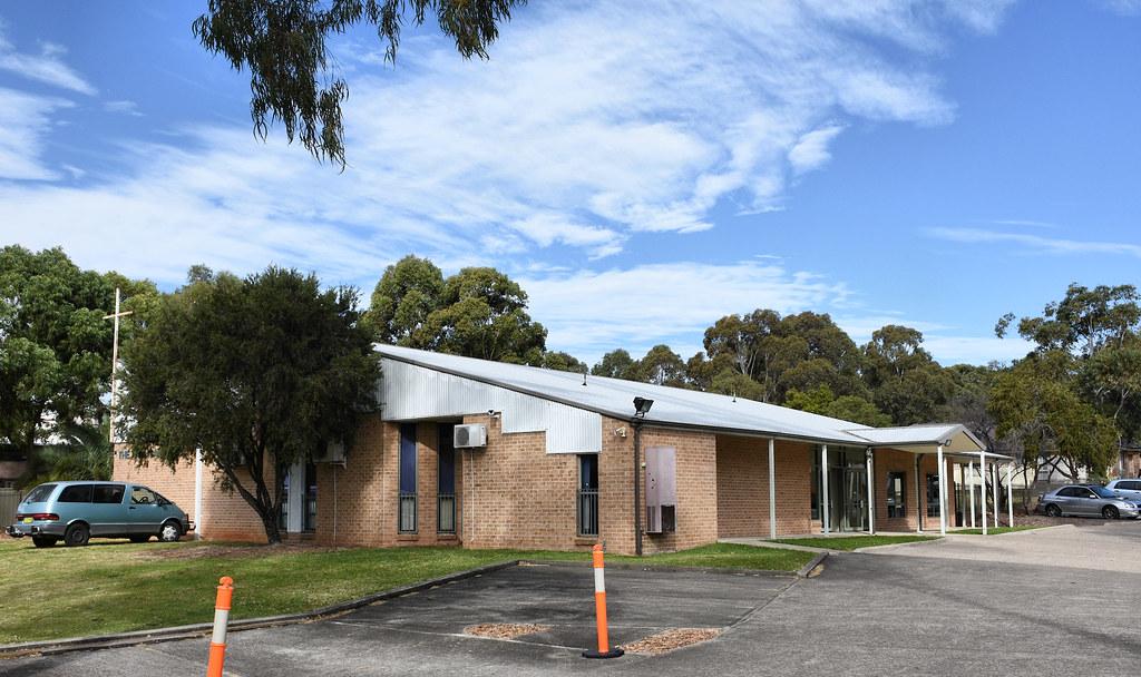 St Barnaba's Anglican Church, Bossley Park, Sydney, NSW.