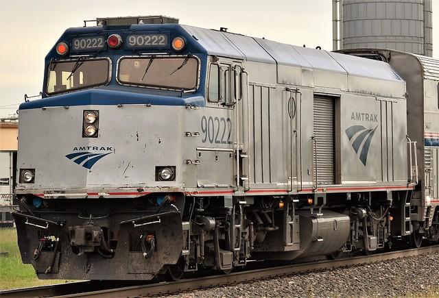 Amtrak 90222
