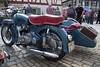 1954 Adler MB Steib-Gespann